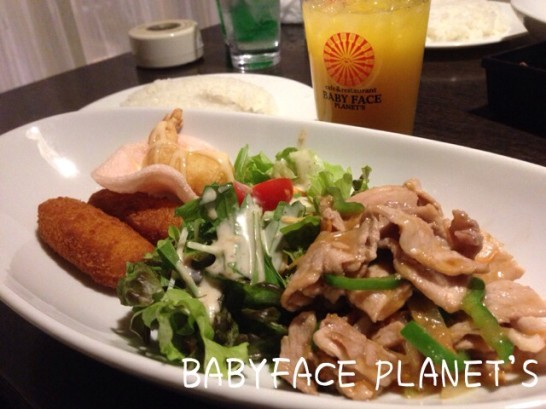 baby face planet's 札幌平岡