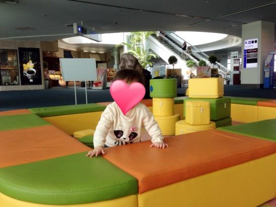 羽田空港キッズスペース