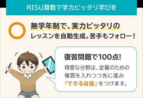 RISU算数とは?