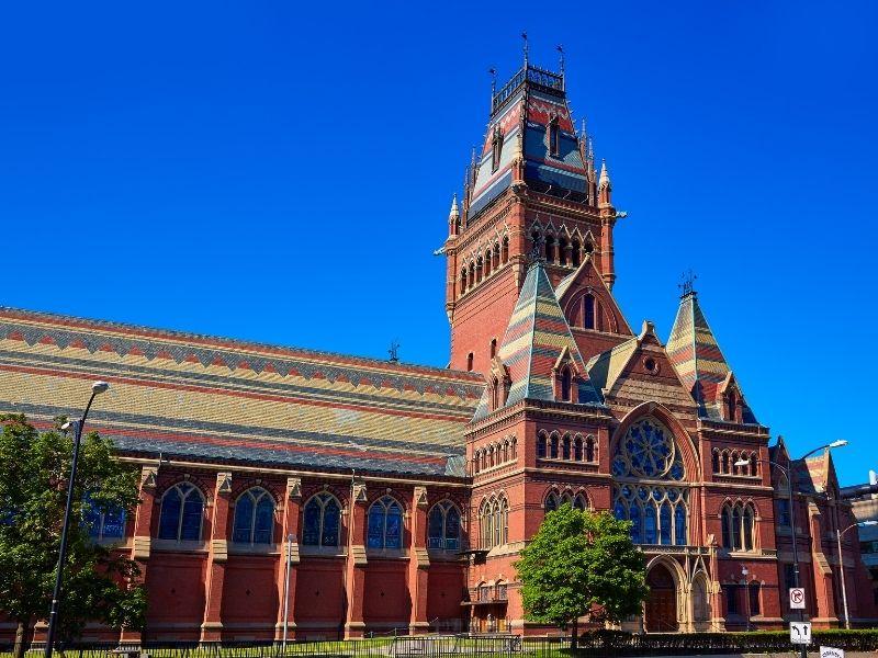 かの有名なハーバード大学