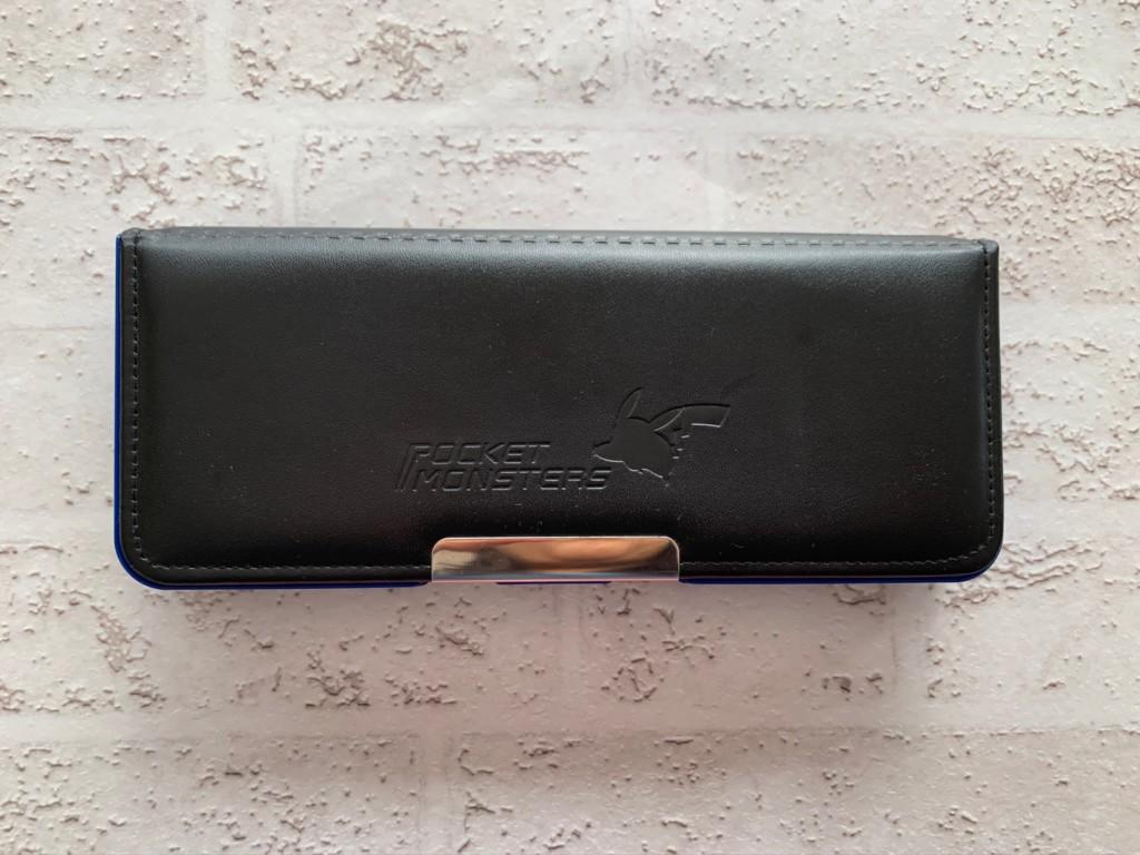 ポケモンのシンプルな筆箱