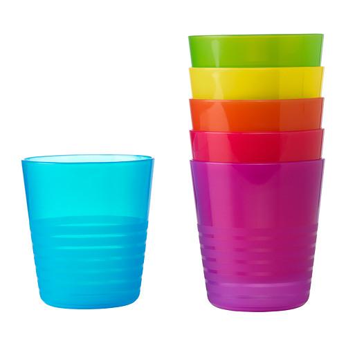 IKEA プラスチックカップ