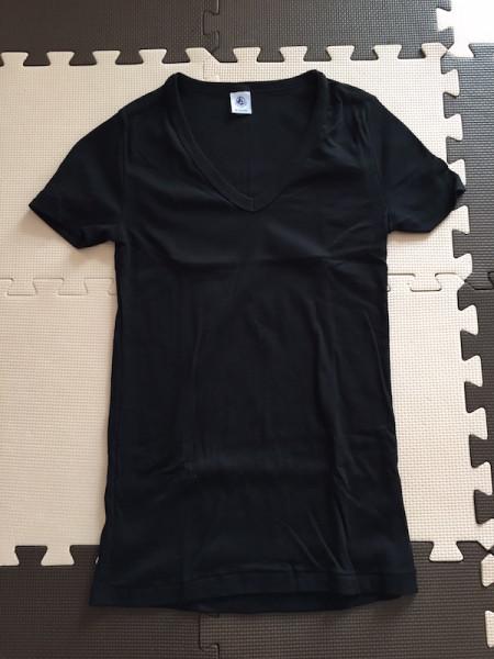 プチバトー Tシャツ