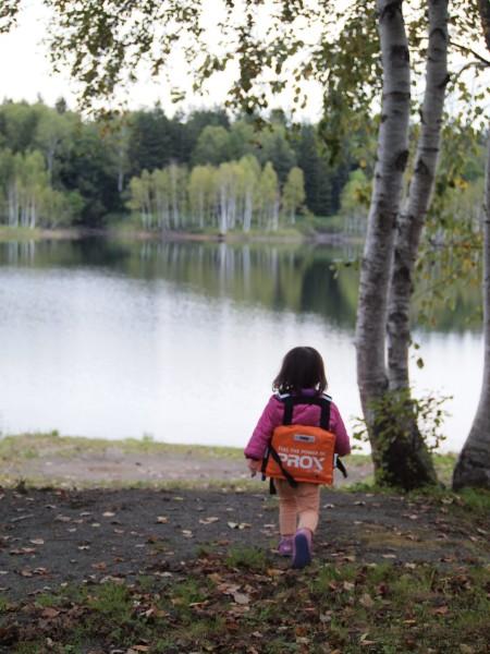 朱鞠内湖キャンプ