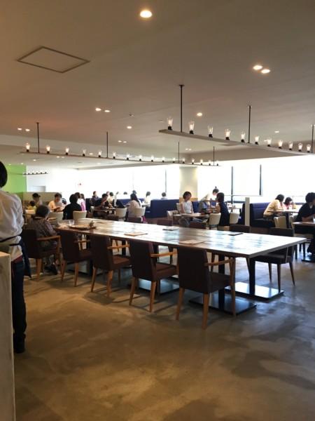 丸井今井 レストラン
