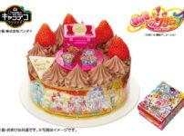 2018年 クリスマスケーキ HUGっとプリキュア