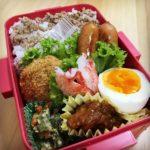 幼稚園のお弁当箱