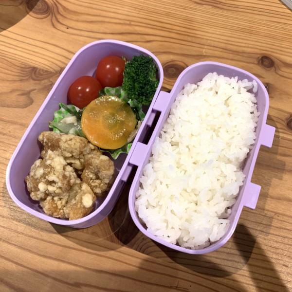 幼児の2段お弁当箱