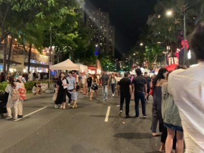 カラカウアフェスティバル