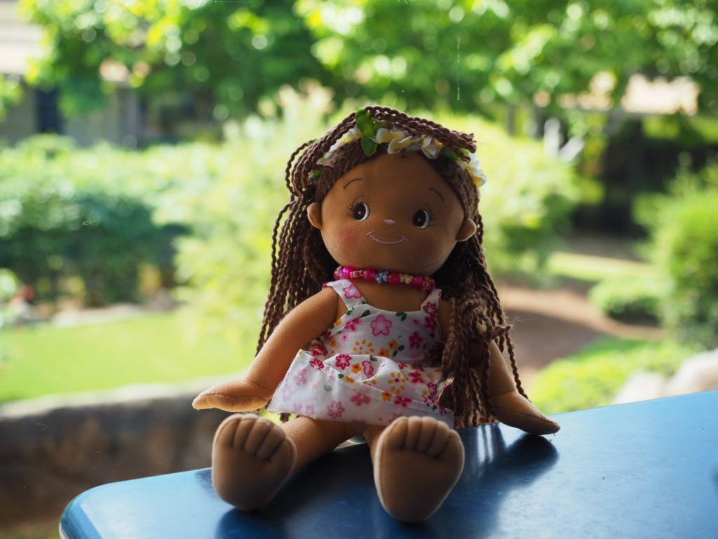 Island Plushの人形