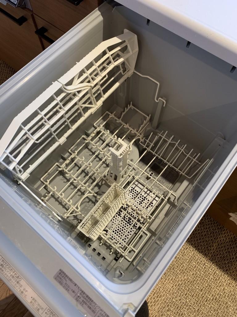 オフェリアの食洗機(パナソニック深型)