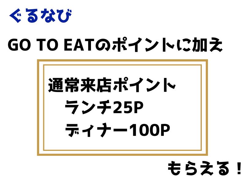 ぐるなびGO TO EAT